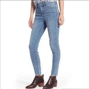 Treasure & Bond charity Skinny High Rise Jeans